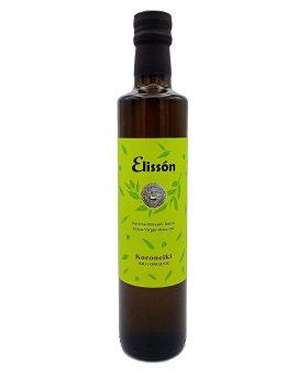 Elissón Koroneiki Olive Oil Bottle 0,5l